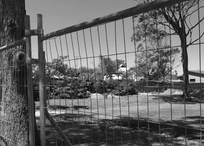 Temporary Fencing Hire Wollongong